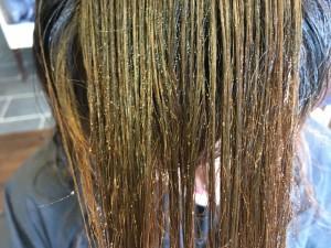 しばり癖 シリコン病 りずむヘアデザイン 美容室