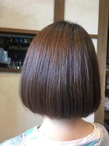 ノンシリコーン ボブ シリコーンリムーバー 美容室 りずむヘアデザイン