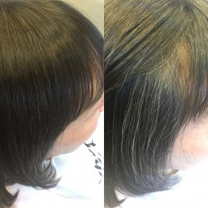 還元美容 白髪減る 美容室 りずむヘアデザイン