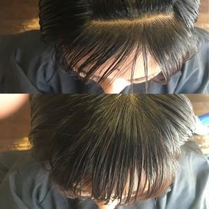 前髪のクセ デジック シシドカフカ 平愛梨 りずむヘアデザイン