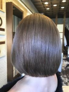 髪の毛のダメージの治し方 ボブ 美容室 シリコーンリムーバー 土浦市