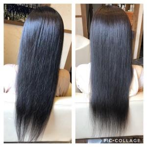 髪の毛が乾かない シリコン病 治し方 りずむヘアデザイン 美容室 土浦市