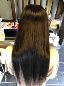 扱いやすいロングヘア ロングヘア 子供の頃の髪 美容室 りずむヘアデザイン
