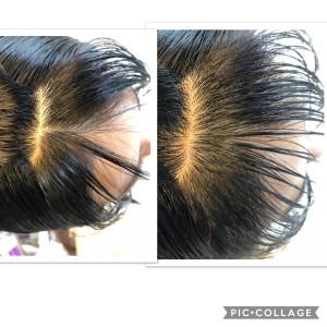 前髪のクセ 前髪が分かれる 治し方 りずむヘアデザイン 髪の毛のクレンジング