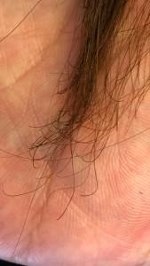 毛先ジリジリ 毛先の痛み シリコン病 美容室 土浦市 りずむヘアデザイン