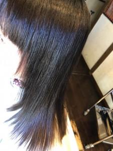 縮毛矯正 土浦市 美容室 りずむヘアデザイン
