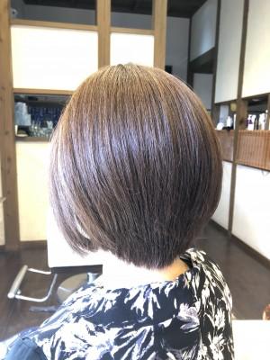 酸熱トリートメント 美容室 土浦市 髪の毛のトラブル りずむヘアデザイン