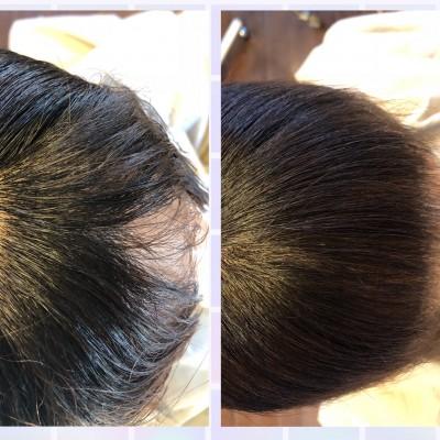 前髪のクセでお悩み 治し方 前髪命 土浦市 美容室 りずむヘアデザイン