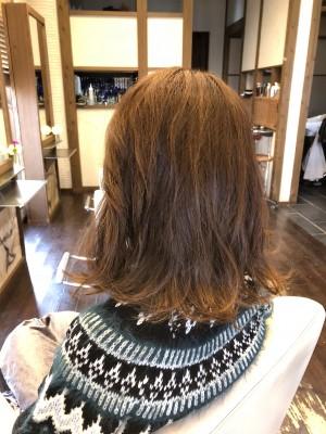 エアウェーブ ノンシリコーン  美容室 土浦市 りずむヘアデザイン