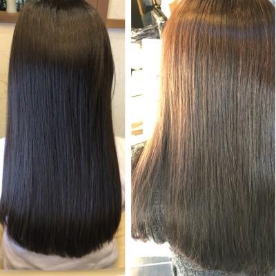 年齢による髪の毛のクセ シリコン病 クレンジング