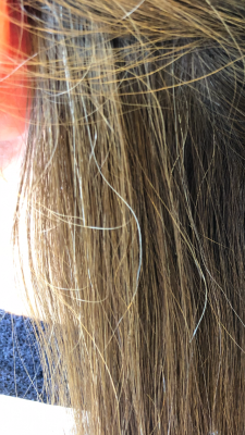 耳後ろの白髪の原因 白髪 還元美容 りずむヘアデザイン 土浦市 美容室