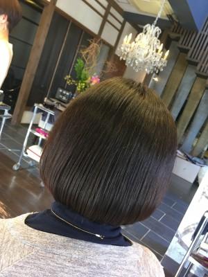 活性酸素除去 デケミ ケミカルデドックス  ボブ 土浦市 美容室  りずむヘアデザイン 50代 60代 70代