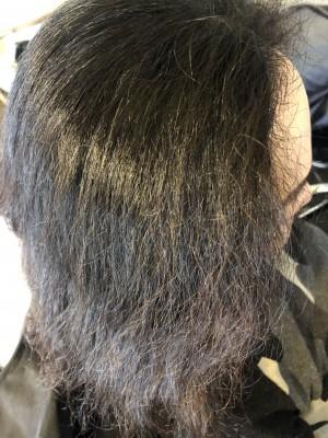 髪の毛の表面のくせ チリチリのくせ 治し方 りずむヘアデザイン