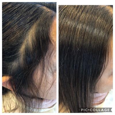 前髪のクセ 治し方 チリチリのクセ 治し方 美容室 りずむヘアデザイン 土浦市