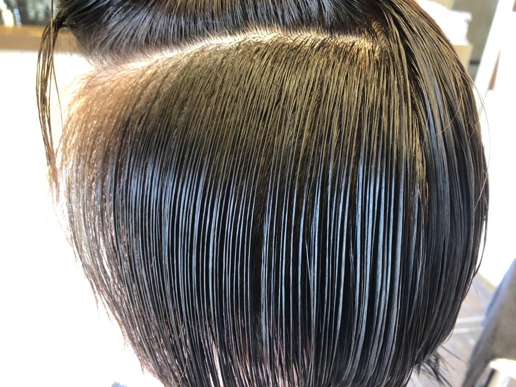 シリコーン病 髪の毛のうねり 髪の毛が乾かない 髪の毛の根元がペタッとしてしまう 髪の毛のボリュームが出ない 髪の毛の寝癖がひどい 頭皮が臭い 髪の毛がまとまらない 原因 最低限ノンシリコーン 美容室 昭和の美容法 りずむヘアデザイン 土浦市