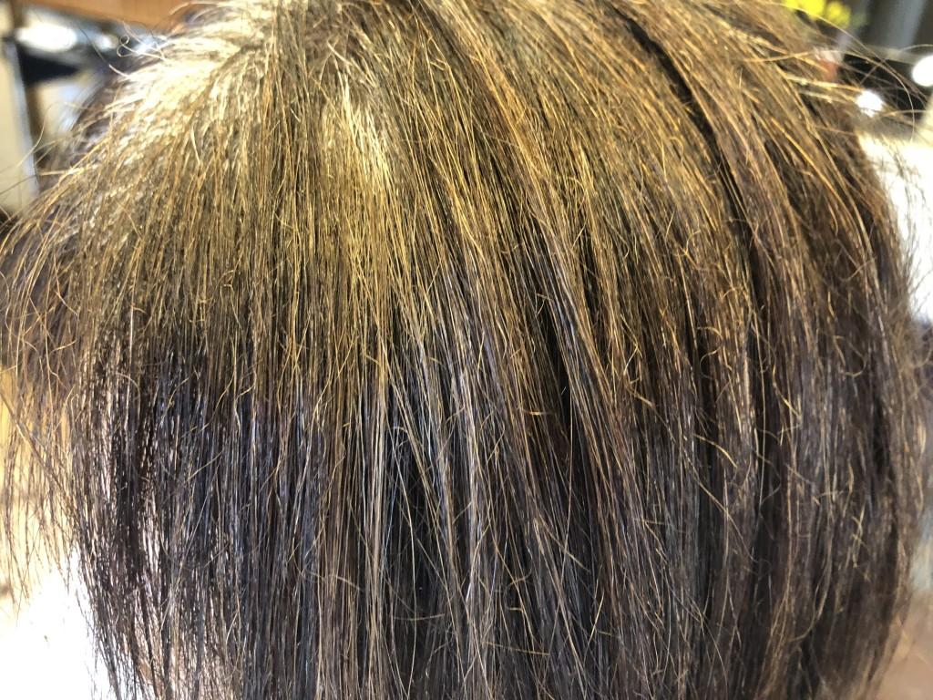 縮毛矯正 縮毛矯正トラブル 縮毛矯正チリチリ治し方 縮毛矯正ジリジリ 縮毛矯正の失敗治し方 茨城県 土浦市 美容室 りずむヘアデザイン