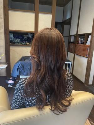 ヨシンモリ オルチャン 韓国風 オルチャンカラー 土浦市 りずむヘアデザイン