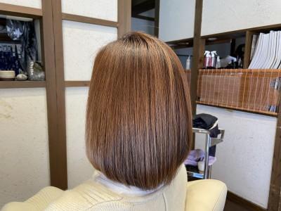 縮毛矯正 土浦市 りずむヘアデザイン レプロナイザー ヘアビューロン7Dplus 土浦市 美容室 りずむヘアデザイン