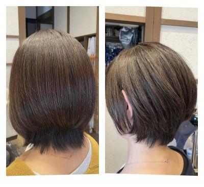 本田翼髪型 ショートボブ ミディアムボブ ひし形ボブ 伸ばしかけヘア 土浦市 美容室 りずむヘアデザイン